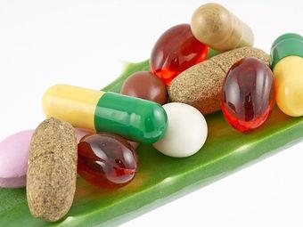 Compléments alimentaires gélules