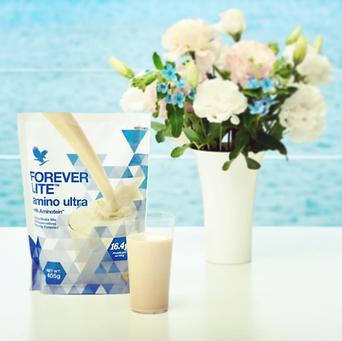 Forever ultra lite vanille, protéïnes, diététique, détox, vitamines