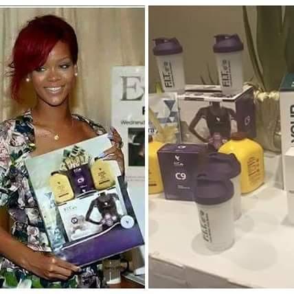 Rihanna a fait un C9