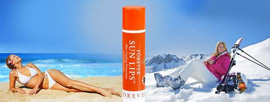 Forever Baume à lèvres protecteur solaire