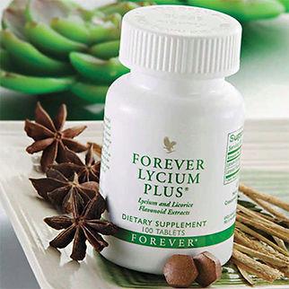 Complément alimentaire Lycium Plus Forever