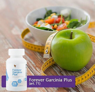 Complément alimentaire régule la faim Garcinia Plus Forever