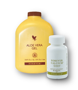 Compléments alimentaires Synergies aloe vera Forever Living Products