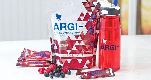 Complément alimentaire Endurance Argi + Forever