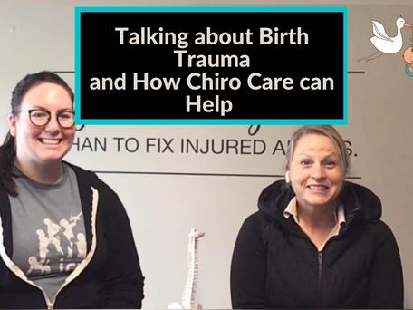 Wednesday Wellness: Birth Trauma