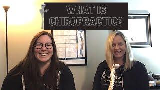 Wednesday Wellness: What is Chiropractic?