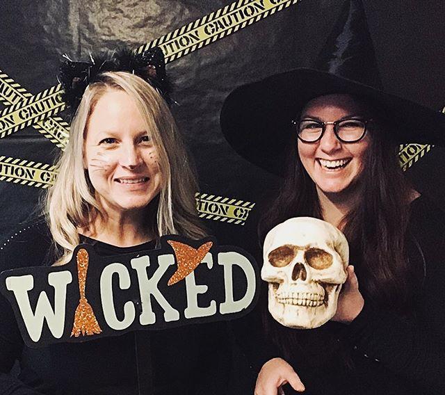 👻 Our Halloween Photobooth 🧙