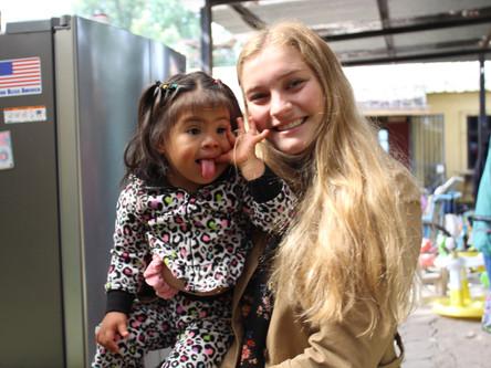Montserrat Youngsman - Volunteer