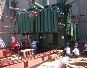 130 MVA Transformer