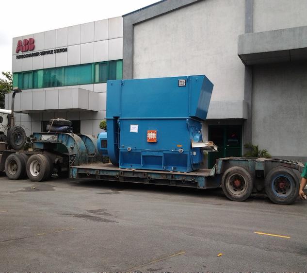 35 Tons Heavy Lift