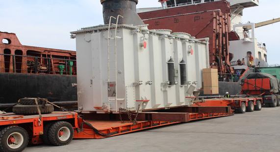 80 Tons Heavy Lift