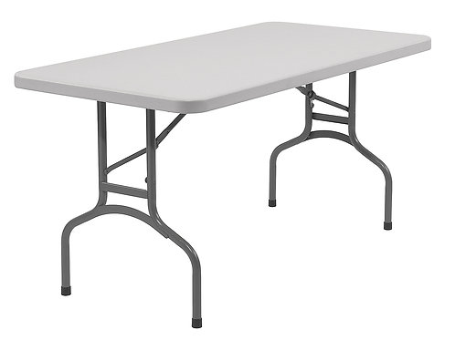 6 foot long table