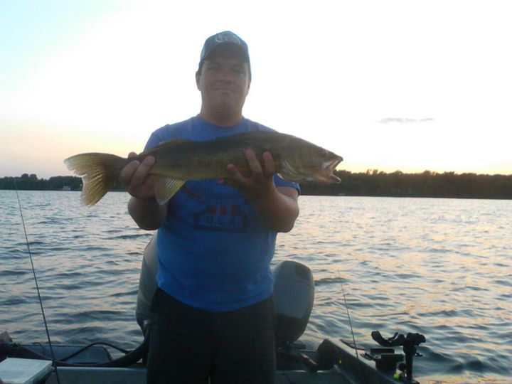 Mille lacs fishing the last couple days has been very good here are some pics from the last couple g