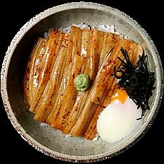 滿炙燒星鰻丼