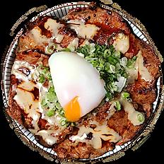 胡麻安格斯牛丼