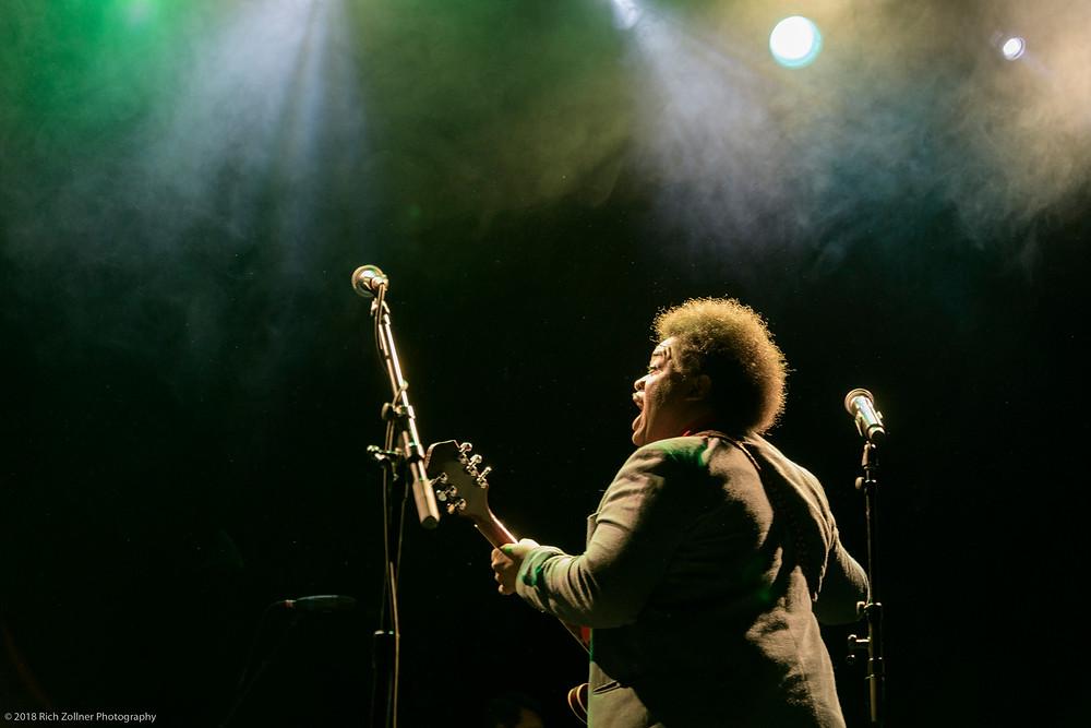Jimmy James - Photo by Rich Zollner courtesy of Ballard VOX