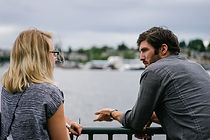 friends on lake union