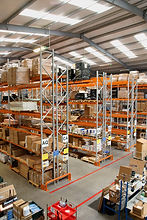 Commercial industrial photographer Wrexham Wales business food product architectural site photography images