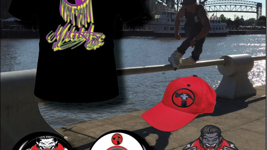 """Craig """"The Count"""" Parsons Pro Wheel Limited Edition 8 Pack"""
