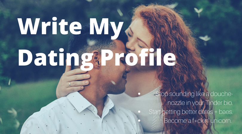 How to write my dating profile