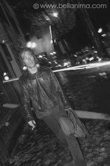 Ashley Raines On Street