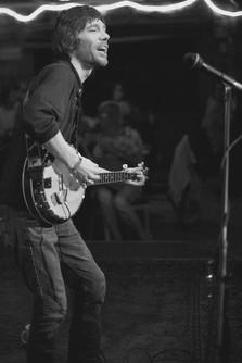 Ashley Raines Plays Banjo