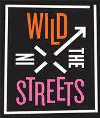 Wild in the Streets logo, designed by Tyler Bush