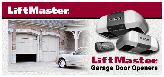 LiftMaster-Garage-Door-Openers