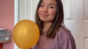 Senior Spotlight: Frances Tan