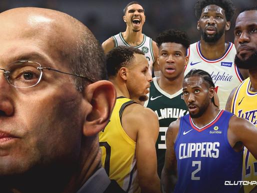A Look into the NBA's Chaotic 2020-21 Season