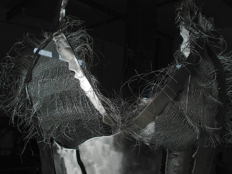 Détail - métal - 160 - 2009