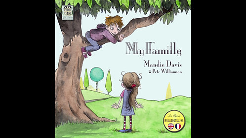 My Family - Ma famille (MP3 audiobooks)