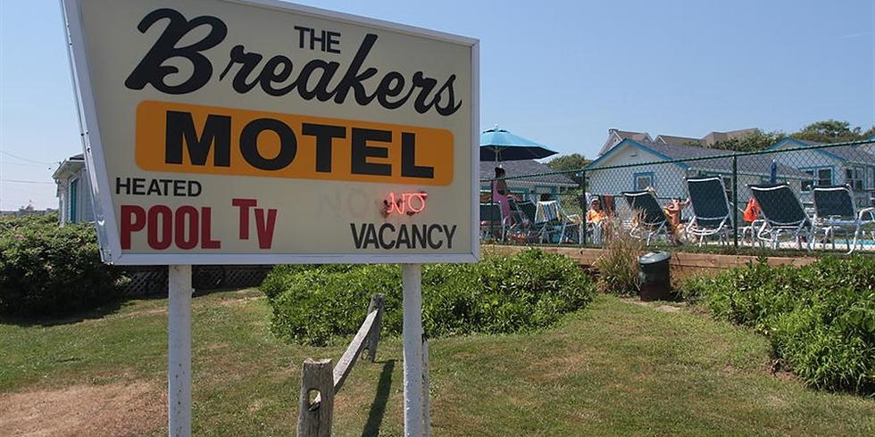 Breaker's Hotel All-Day Bar, Montauk