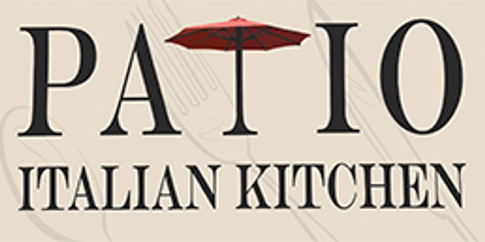 St. James Patio Pizza