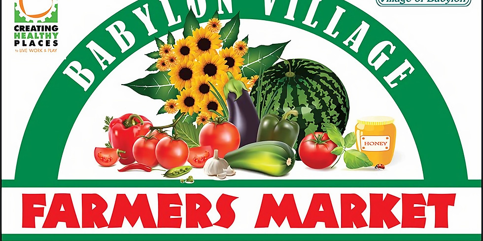 Babylon Village Farmer's Market