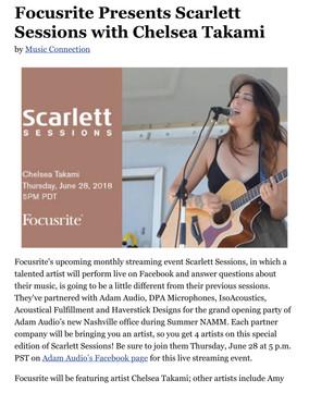 SonicScoop // Music Connection Magazine