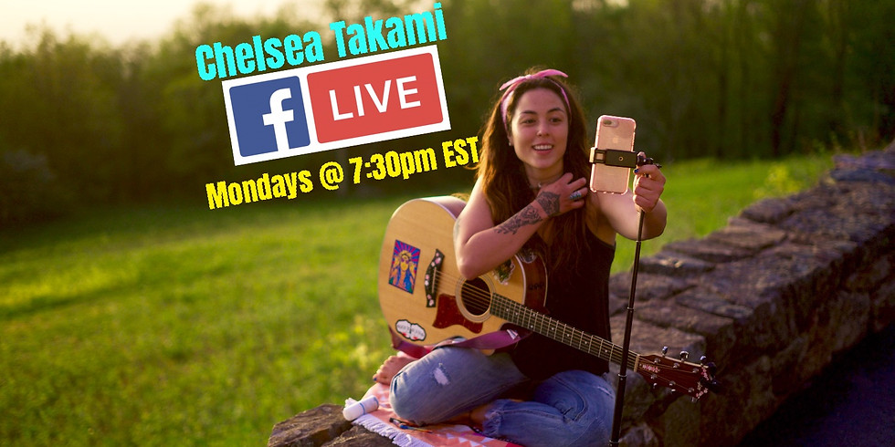 Facebook Live Stream!