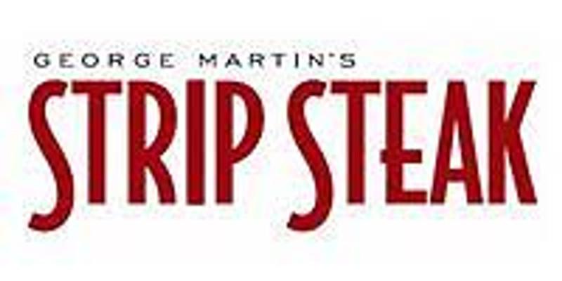 George Martin Strip Steak