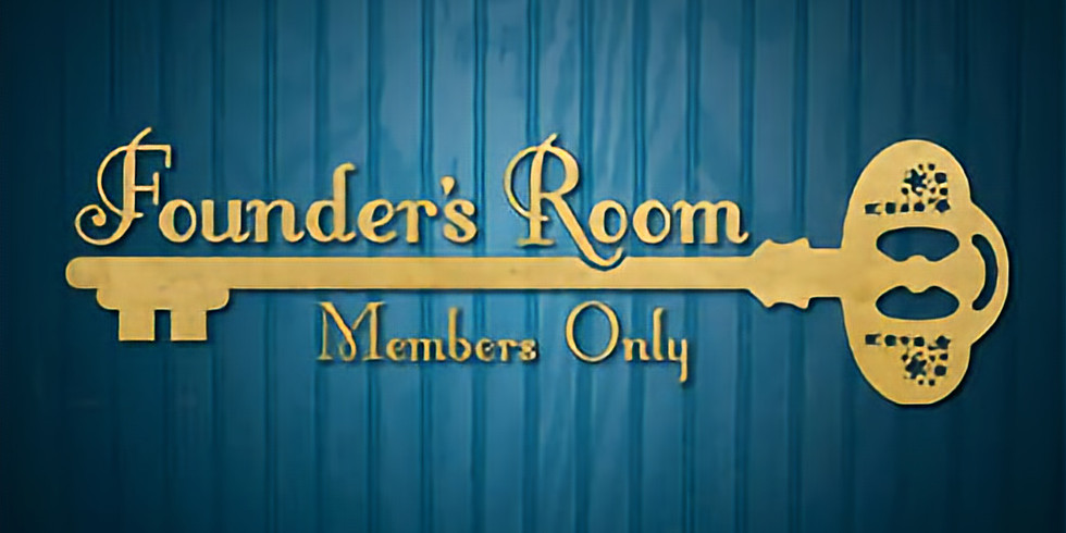 Founder's Room @ The Paramount