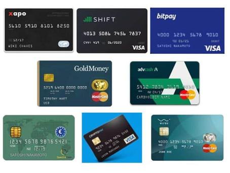 A Race To Dominate Bitcoin Debit Cards Has Begun