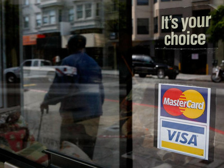 Visa Is About To Give Bitcoin Adoption A Boost