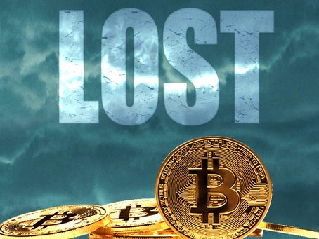 Lost Bitcoin Will Become Recoverable.