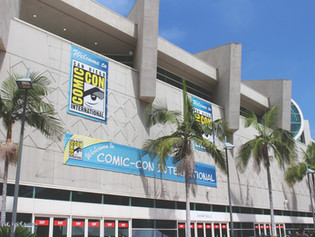 Jolene goes to San Diego Comic Con 2017