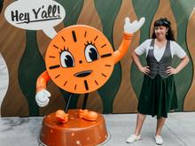 Jolene goes Solo: Summer Disney day