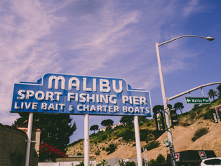 Jolene goes to Malibu: Photo Diary