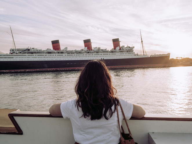 Photo Diary: Jolene goes to Long Beach