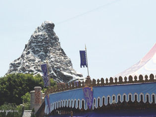 Jolene goes to Disneyland