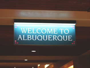 Jolene goes to Albuquerque