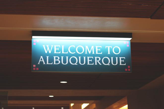 Jolene goes to Albuquerque