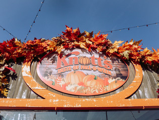 Jolene goes To Knott's Taste of fall-o-ween